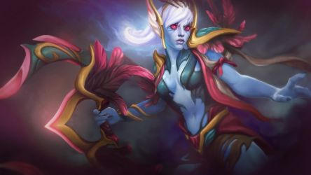 Vengeful Spirit - Regal Ruin by ChemicalAlia