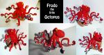 Frodo the Octopus by Tadadada