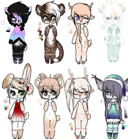 Adopts 001: open by suqarbunny