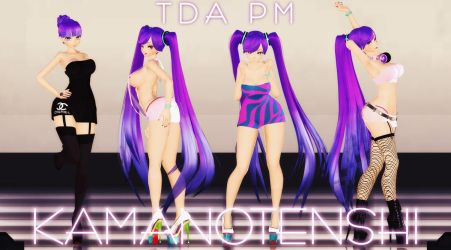 [MMD] TDA PM (DOWNLOAD IN THE DESCRIPTION) by KamaNoTenshi