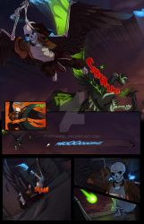 Issue #2 pg. 9 by RotAngel