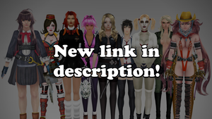 [MMD] Girls of Action - DL by MrWhitefolks