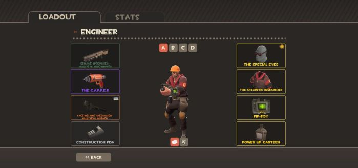 My Engineer Loadout by WTK55