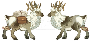 Bepotelkh Auction: Ivo [Closed] by Herboreal