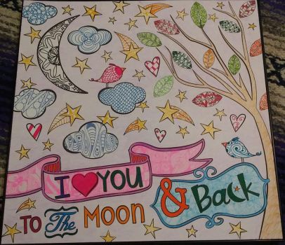i love you to the moon and back by crochetamommy