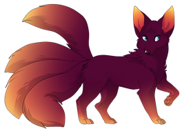CHEAP Kitsune Adopt [CLOSED] by Blithe-Adopts