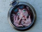 Trapped Pocket Watch Myxie