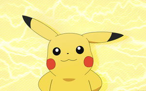 Pikachu by TheEmerald