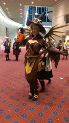 KumoriCon 2016: Witch Mercy by Kudos707