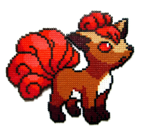 #037 - Vulpix by Aenea-Jones