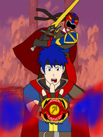 Its Morphin Time -Ike- by RedPegasus237
