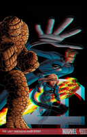 Fantastic Four by Romita Jr in 3D by xmancyclops