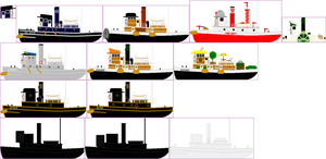 Other Tugs by TheblueV3