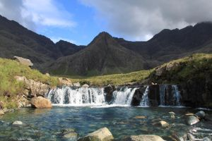 Fairy Pools by CharlotteTheDeranged