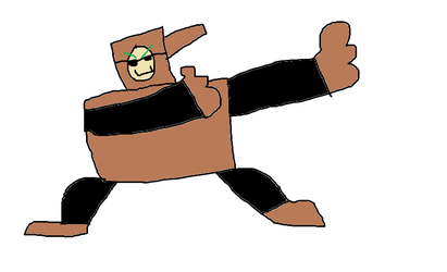 wood man invents memes by fastpagersbackbaby