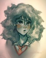 Hermione Granger by MitsouParker