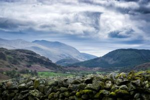 View from Castlerigg by Josh-Media