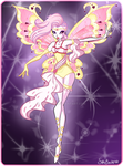 Rosa Enchantix Card by becky0220