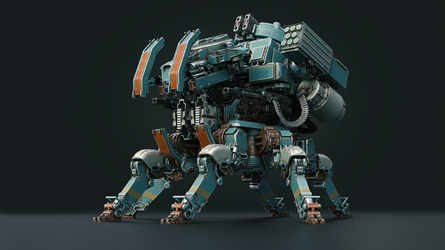 Guncrawler by Darkki1