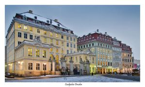 Coselpalais Dresden by Cryel