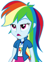[Vector] Rainbow Dash by TheBarSection