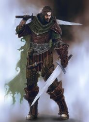 Thurn the duelist by Nahelus