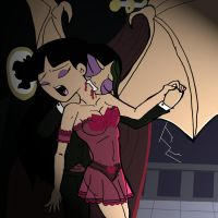 Buttercup the vampire by toongrowner