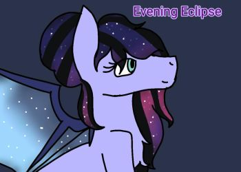 Evening Eclipse by DeathwingJustDraws