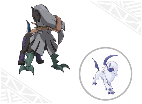 Type: Null an Absol? by wyvernsmasher