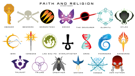 SATRFINDER - Faith and Religion logos by SalesWorlds