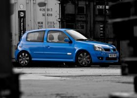 Clio by puzzled2007