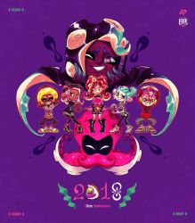 8 Octo Celebration 8 by SPIRALCRIS