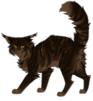 5. Tigerstar by th1stlew1ng