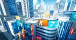 Downtown (Mirrors Edge Inspired) by TomPrante