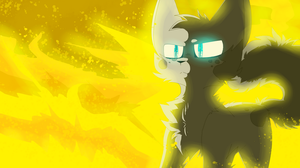 insert funny warrior cat pun here by GimmeYoMuffinXD