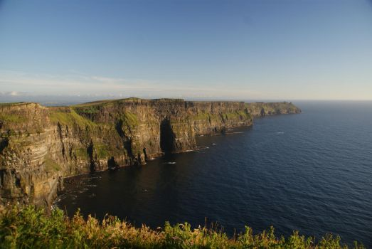 Cliffs of Moher 3 by Collinder