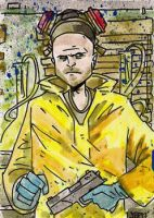 Jesse Pinkman by SpencerPlatt