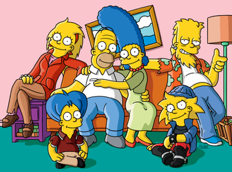 The Simpsons: ADYL Promo - Season 1, Episode 1 by The-Quill-Warrior