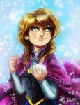 Do you want to build a snowman.. by Mark-Clark-II