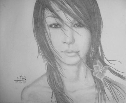 Mika Nakashima by SunrisePearl