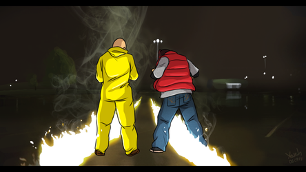 Breaking Bad to the Future - 2 by Konstance