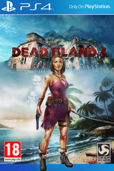 Dead Island Cover (fanart) by The-Memories