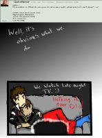 Question 3: What do you when you can't sleep? by Ask-Des-and-Alex