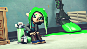 The Octo Green by RokaneShadow