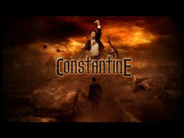 Constantine Wallpaper by Wispmage