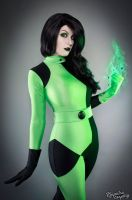 Shego - Kim Possible by Kinpatsu-Cosplay
