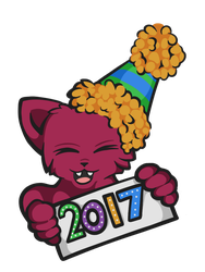 Happy New Years | 2017 by wtxy