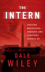 The Intern Book Cover Design by ebooklaunch