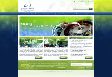 Wasaet int'l website ... by OneOusa