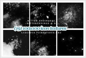 earthPARTICLES by bitterendings